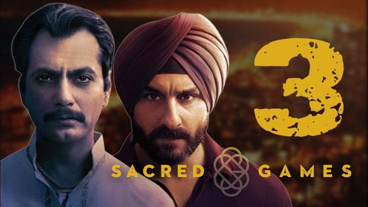 Confirmed: Release Date And Plot of Sacred Games Season 3