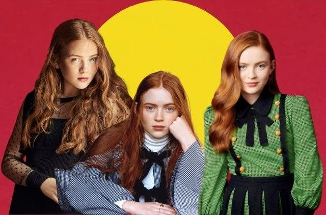 Netflix's Stranger Things actress Sadie Sink