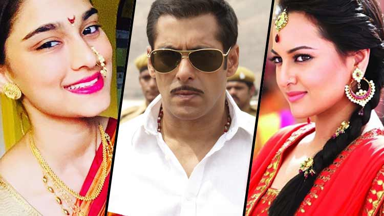 Who is this fresh face that Salman Khan will romance in Dabangg 3? - DKODING