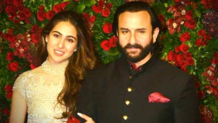 Saif Ali Khan and Sara Ali Khan Bollywood DKODING