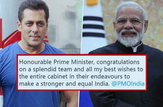 Salman-Khan-Congratulates-PM-Modi-And-His -Cabinet-Videos-DKODING