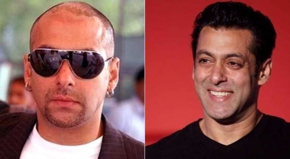 Salman Khan Use a wig Bollywood Entertainment-DKODING