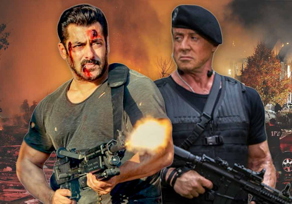 Salman Khan in The Bollywood Expendables DKODING