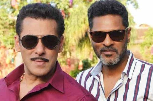 Salman Khan and Prabhu Deva Entertainment Bollywood DKODING