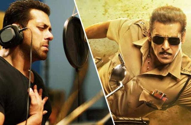 Salman-Khan-To-Sing-A-Romantic-Song-Dabangg3-Bollywood-Entertainment-DKODING