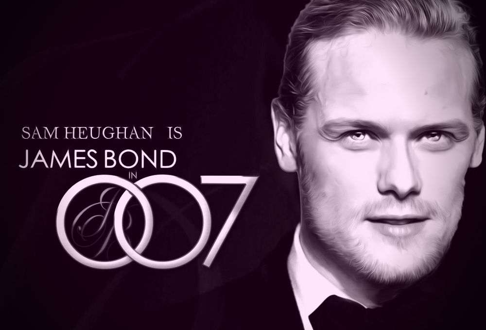 Sam Heughan is the The next James Bond DKODING