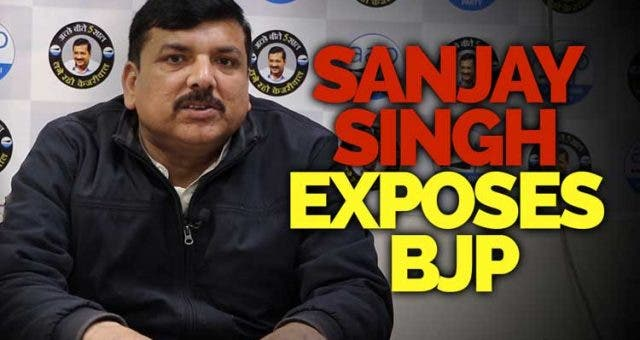 Sanjay-Singh-Exposes-BJP-Videos-DKODING
