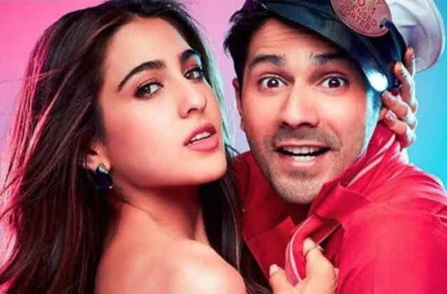 Sara Ali Khan and Varun Dhawan's coolie remake