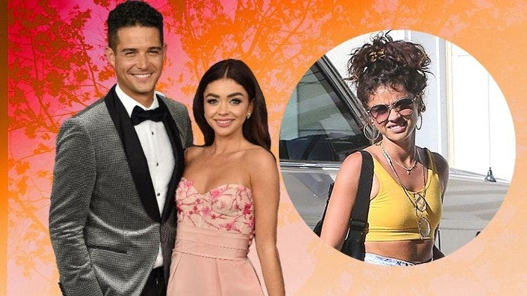 Quarantine Special: Modern Family Star Sarah Hyland And Wells Adams Trying To Be Modern