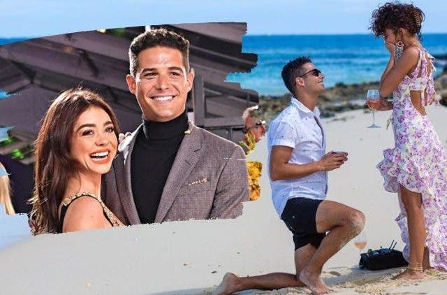 Wells Adams discussed his future plans with Sarah Hyland