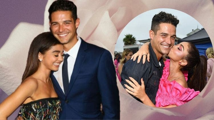Sarah Hyland Is Trying Hard To Flirt With Wells Adams After Calling Off Wedding Plans