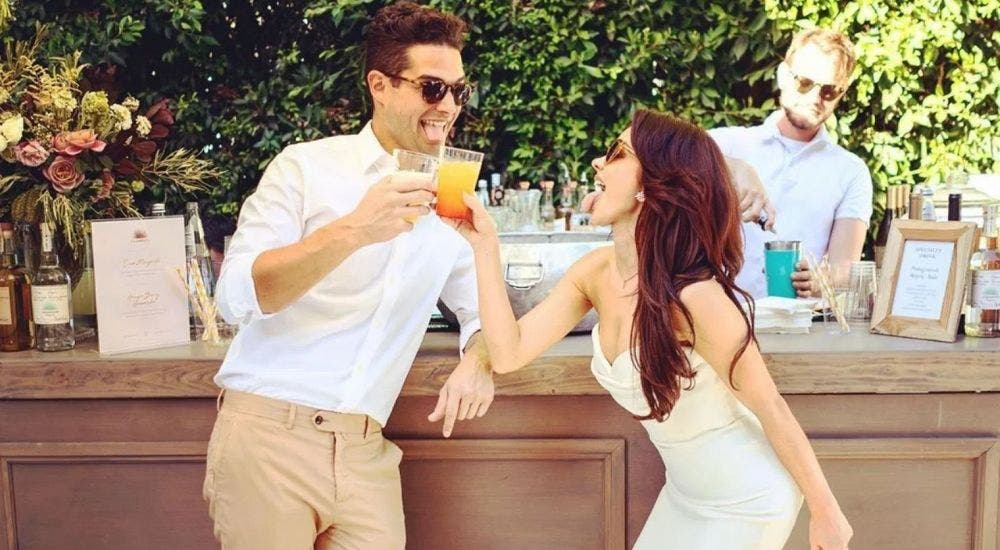 Wells Adams admitted the reality of his relationship with Sarah Hyland