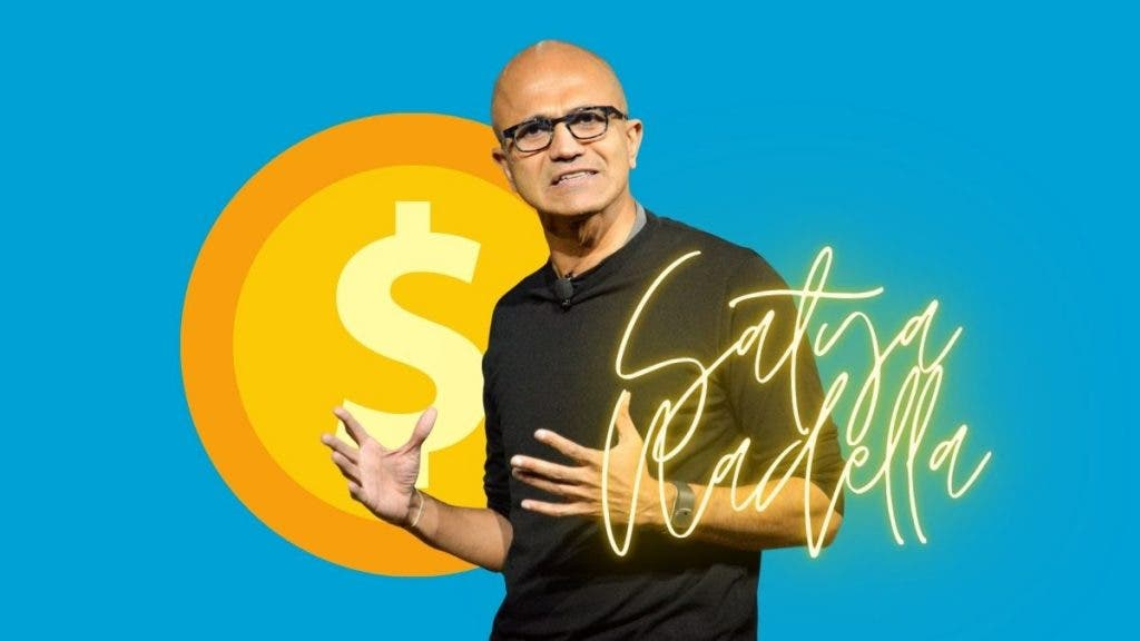 Satya Nadella | 10 People With The Best Jobs In The World | DKODING
