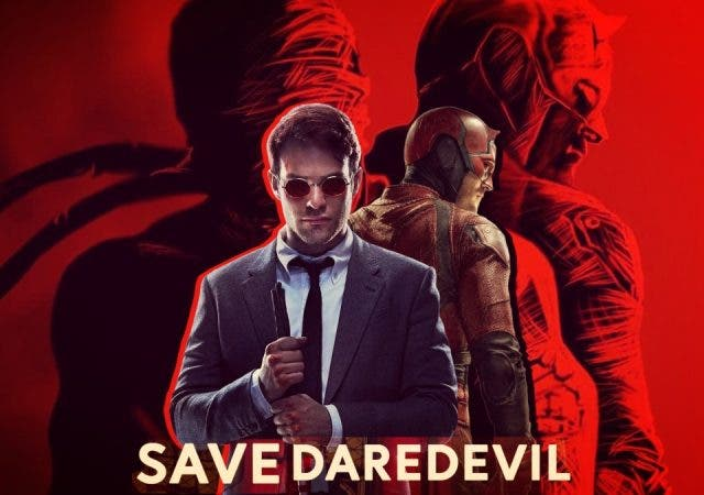 Save Daredevil Charlie Cox