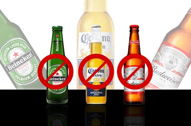 Say No To Corona, Heineken, Budweiser In A Covid-19 World