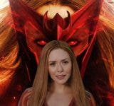 Wanda's Transformation to Scarlet Witch