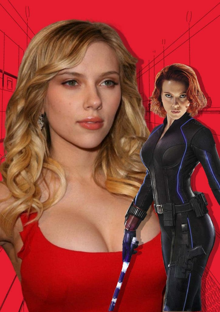Scarlett Johansson is speaking up against the 'hypersexualised' character of Black Widow in 'Iron Man 2'