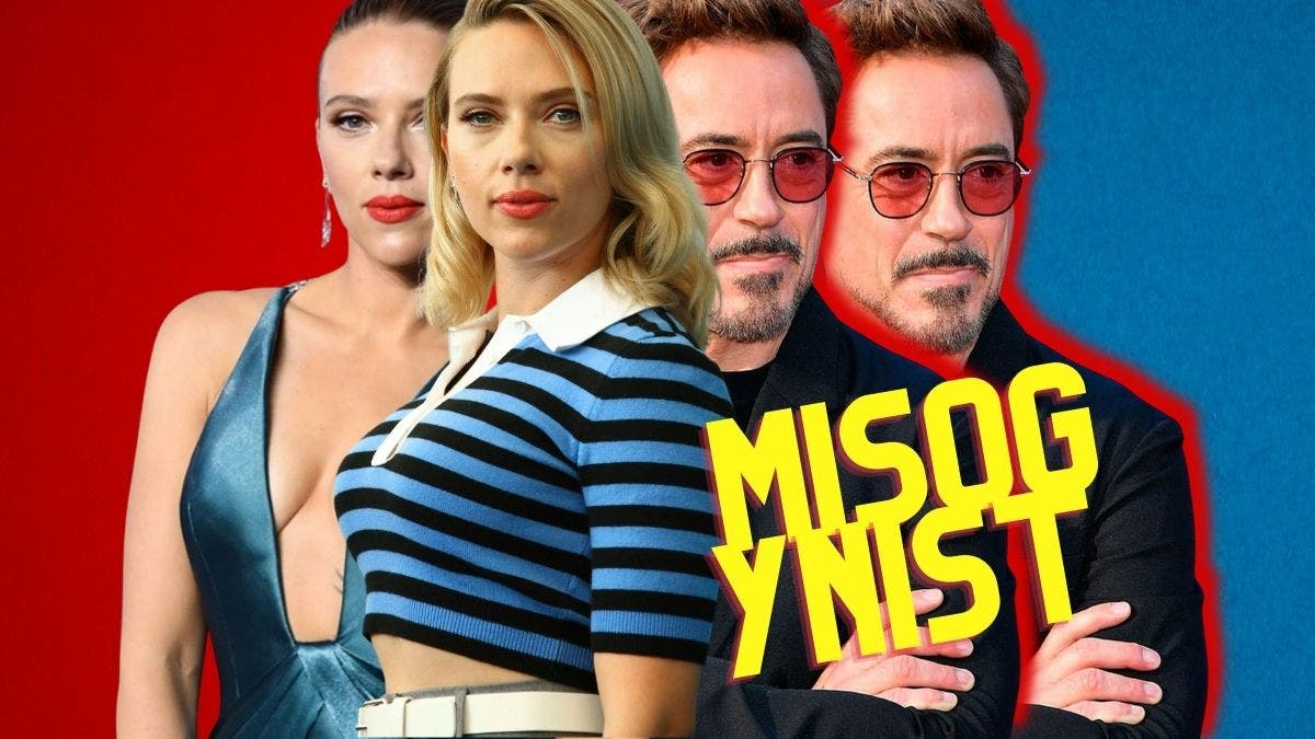 Scarlett Johansson Disappointed With Robert Downey Jr. For His Misogynist Remarks
