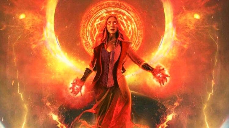 Scarlet Witch young avengers