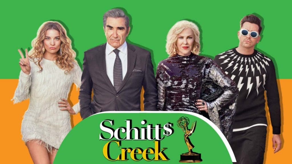 Schitt's Creek To Steal The Emmy's Crown For Best Comedy Series In 2020