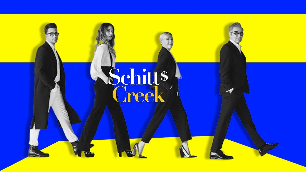 In 'Schitt's Creek', why does the mayor have more power than the owner of the town?