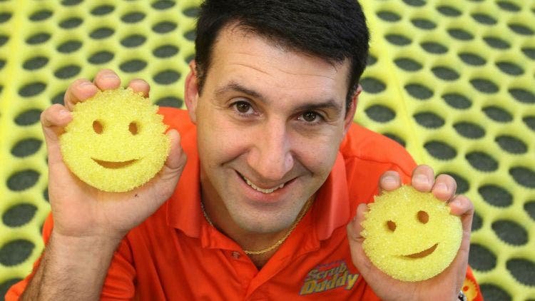 Scrub Daddy - Shark Tank products to inspire Indian entrepreneurs