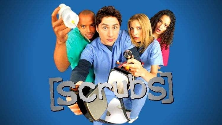 After ABC Cancelled Scrubs, NBC May Bring Back The Iconic Fan-Favourite