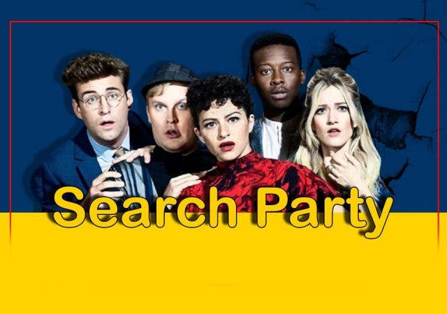 'Search Party' renewed for a season 5