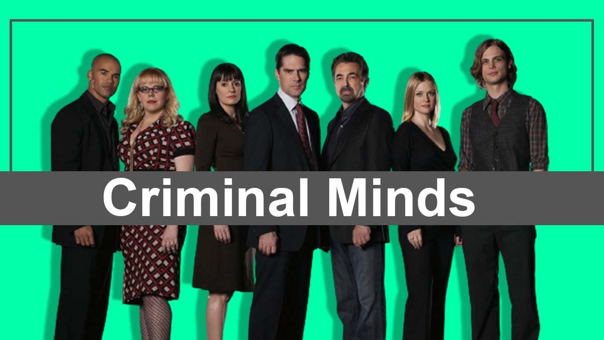 Season 16 Criminal Minds
