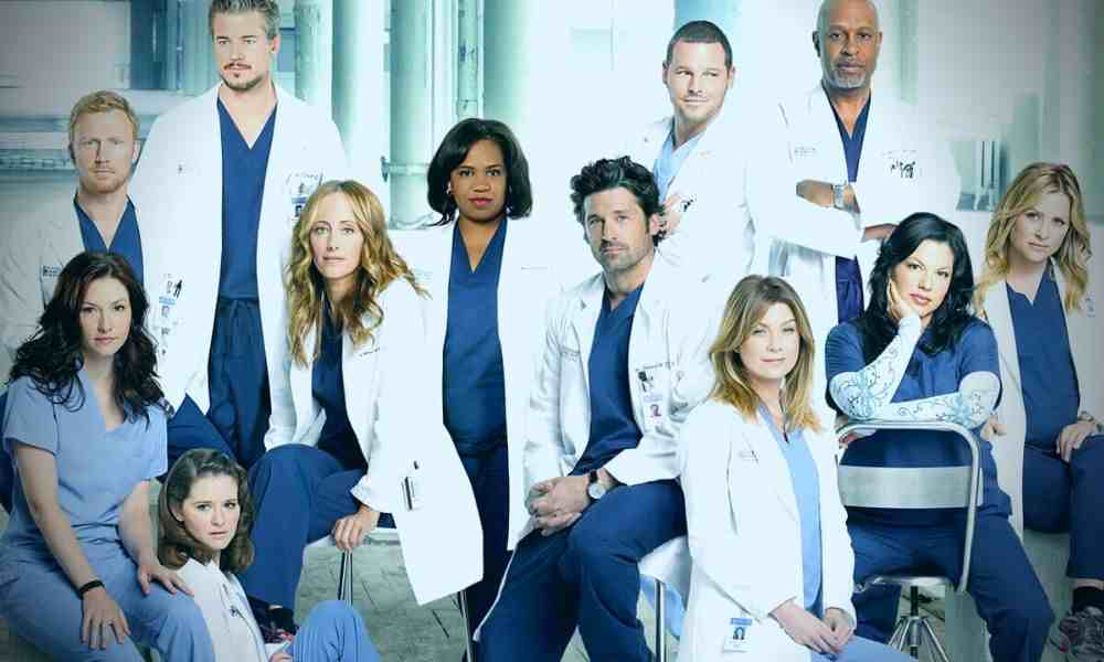Season 17 Cast of Grey's Anatomy DKODING