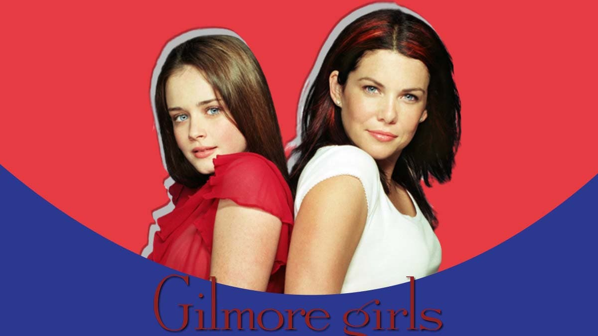 season 2 of Gilmore Girls A Year in the Life