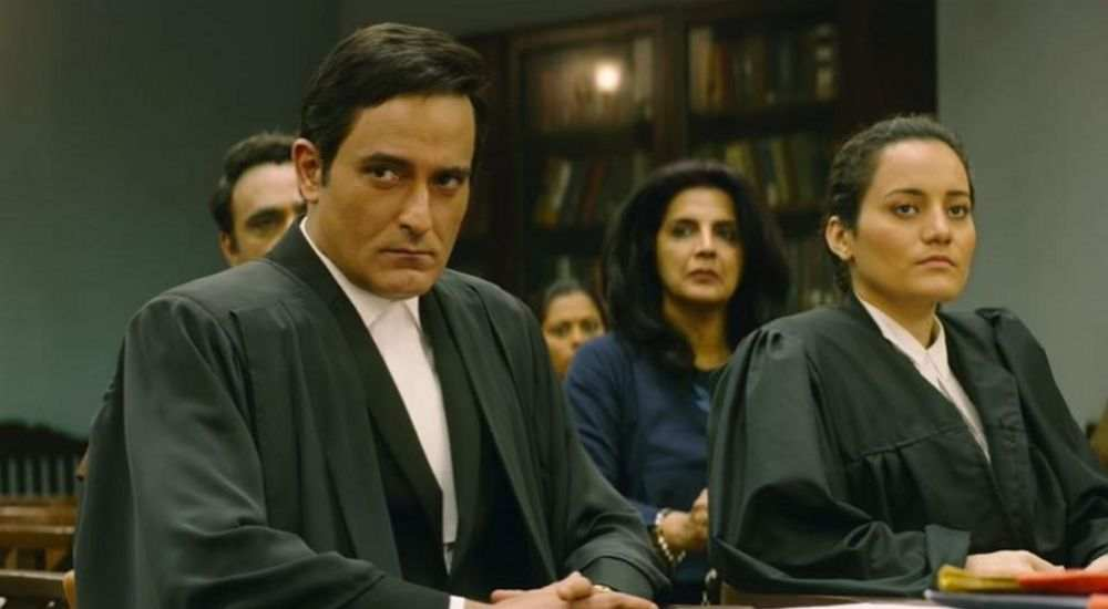 Section 375-Courtroom-Drama-Richa Chadha-Akshaye Khanna-Bollywood-Entertainment-DKODING