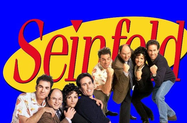 Seinfeld'– The show about nothing