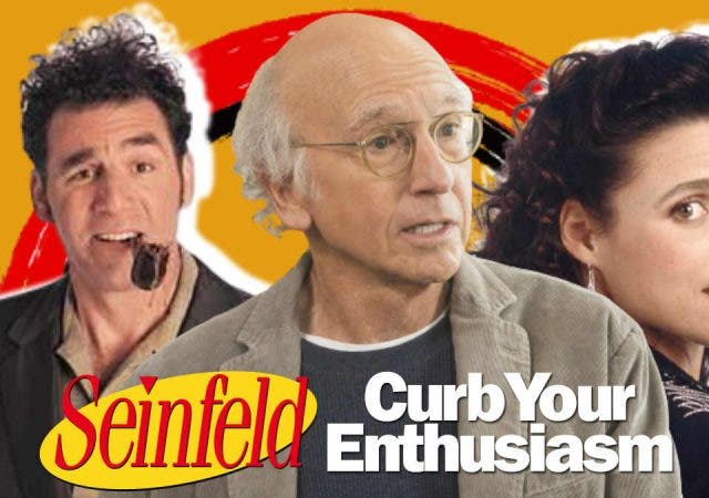 'Curb Your Enthusiasm' even hold against 'Seinfeld'