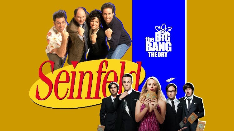 The Big Bang Theory Vs Seinfeld: The Fight For A Reboot