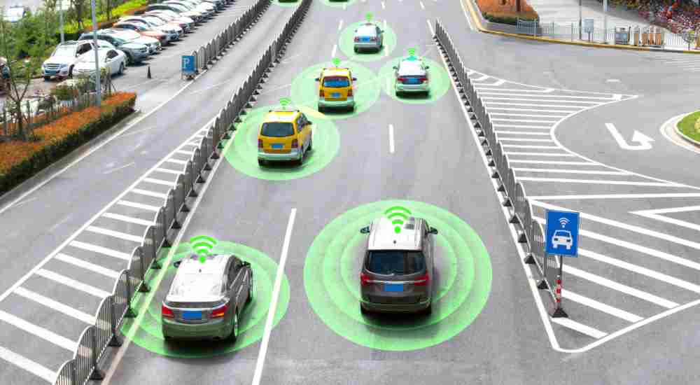 The communications between the self-driving vehicles is a major challenge for engineers