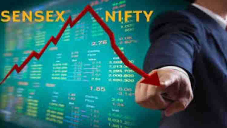 Sensex-Slips-To-38963-While-Nifty-Ends-Below-11720-Economy-Money-Markets-Business-DKODING