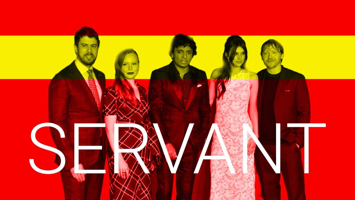 'Servant' is coming back with season 3 on Apple TV Plus. Here's everything you need to know