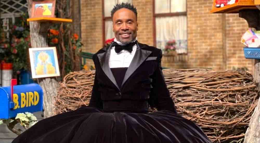 Billy Porter Sesame Street Season 51