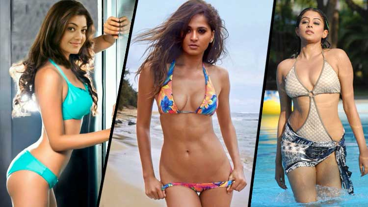 7 Sexy Telugu Actresses Who Owned Bikinis
