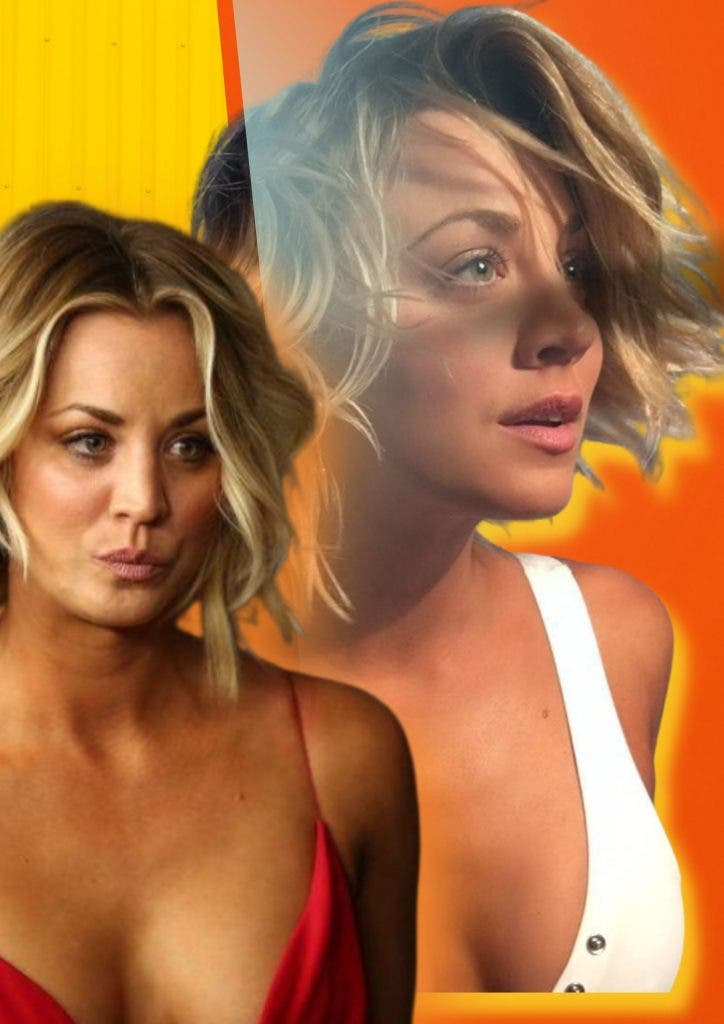 The real shady side of Kaley Cuoco you never got to know
