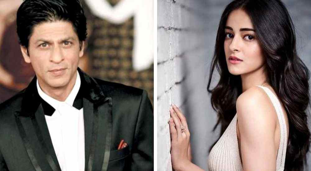 Shahrukh Khan and Ananya Panday Bollywood DKODING