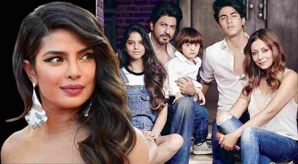 SHahrukh Khan family Photo DKODING