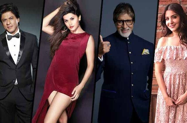 Shahrukh-Khan-Taapsee-To-Amitabh-Bachchan-On-Chandrayaan-2-Entertainment-Bollywood-DKODING