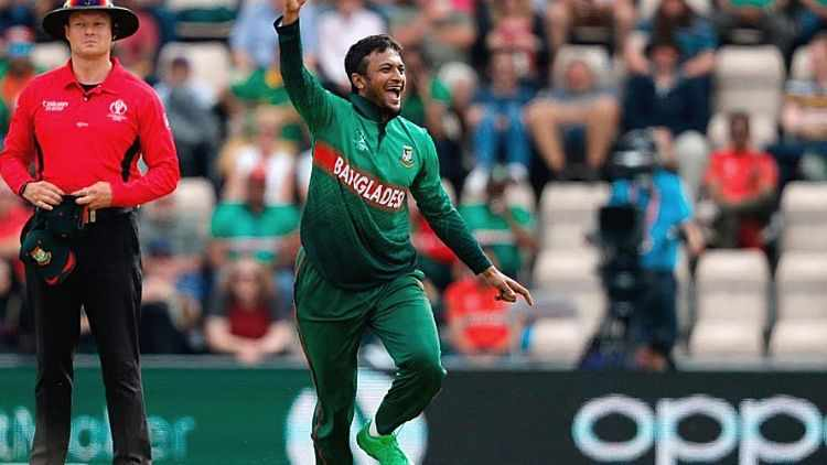 CWC19: Shakib's masterclass gives Bangladesh an easy win over Afghanistan