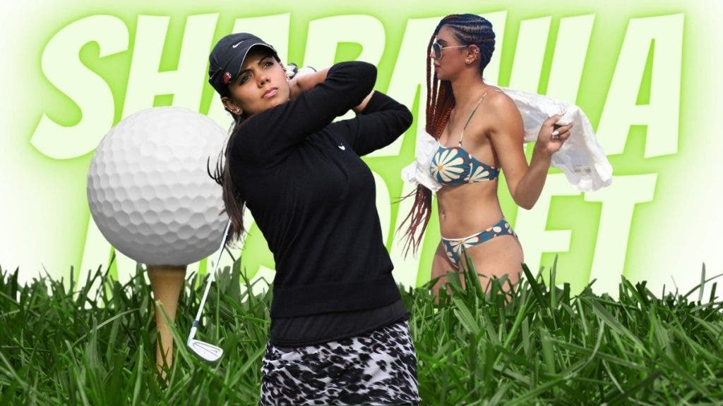 Sharmila Nicollet Hottest Female Golfer