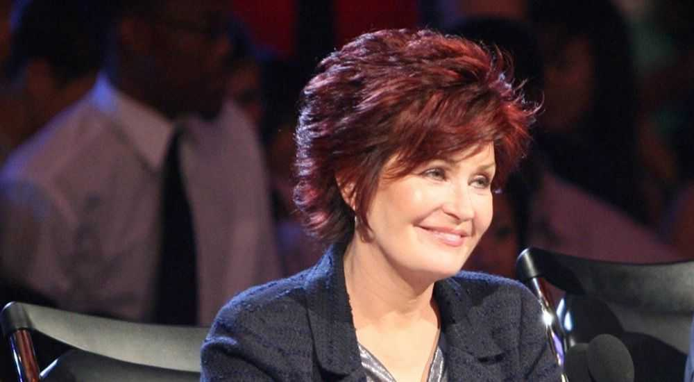 sharon osbourne is unrecognizable in new hair color