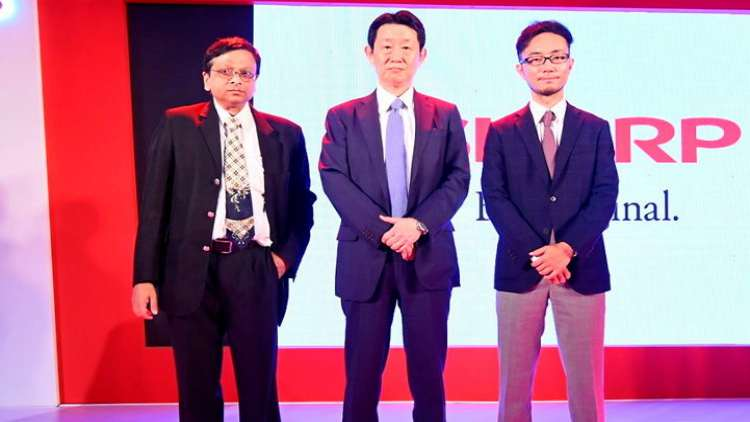 Sharp-Launches-Range-Of-Products-Tech-Startups-Business-DKODING