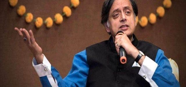 Shashi-Tharoor-Condemns-Centre-For-Cosmetic-NRC-Bill-India-Politics-DKODING