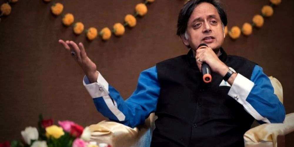 Shashi-Tharoor-On-Appointment-Congress-President-India-Politics-DKODING